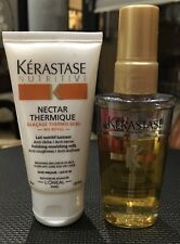 Kerastase Various Treatments ; Vials ; Konjac Sponge Elixir  Set / Travel Packs