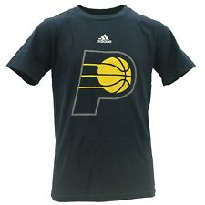 Indiana Pacers Kids Youth Size Official NBA Adidas T-Shirt New With Tags