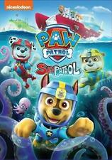 Paw Patrol:sea Patrol - DVD Region 1 Free Shipping!