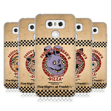 OFFICIAL FIVE NIGHTS AT FREDDY'S FREDDY FAZBEAR'S PIZZA GEL CASE FOR LG PHONES 1
