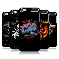 UFFICIALE MOTORHEAD COPERTINE ALBUM COVER RETRO RIGIDA PER APPLE iPOD TOUCH MP3