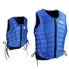 Unisex Adults Kids Horse Riding Safety Vest Equestrian Sports Protection Vest