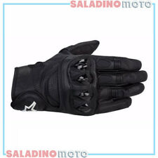 GUANTI MOTO PELLE ALPINESTARS CELER LEATHER GLOVES NERO 3567014