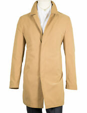 LORO PIANA raindate Softy Cappotto in beige con RAINSYSTEM