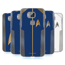 OFFICIAL STAR TREK DISCOVERY UNIFORMS SOFT GEL CASE FOR HUAWEI PHONES 2