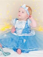 Girls Disney Princess Baby Cinderella Fancy Dress Costume