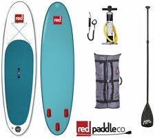 Red Paddle CO isup Set 10.6' Stand Up Tabla de surf hinchable Remos Bomba L