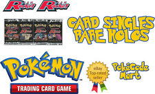 Pokemon TCG Team Rocket Set Rare Holo Card Singles Selection Dark Pokemon