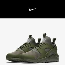 Nike Air Huarache Ultra Khaki Green 819685-204 - UK Sizes 9 & 10