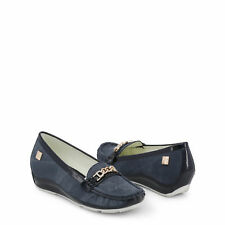 Scarpe Laura Biagiotti Donna 728 SPLASH, Mocassini Marrone/Blu Primavera/Estate