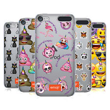 UFFICIALE EMOJI SIATE UNICORNI COVER RETRO RIGIDA PER APPLE iPOD TOUCH MP3
