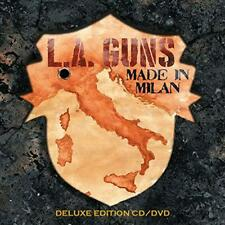 Made in Milan - Guns L.a. Compact Disc Free Shipping!