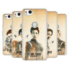 OFFICIAL STAR TREK DISCOVERY GRUNGE CHARACTERS GEL CASE FOR AMAZON ASUS ONEPLUS