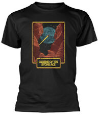 Queens Of The Stone Age 'Canyon' T-Shirt - Nuevo y Oficial
