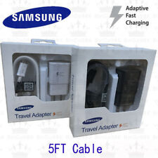 New OEM Fast Rapid Wall Charger Adaptive For Samsung Galaxy S6 S7 Edge Note 4 5