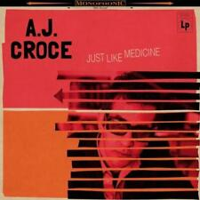 Just Like Medicine - A.j. Croce Free Shipping!