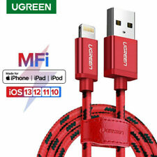 Ugreen Lightning to USB Cable MFi Certified Fast Charging for iPhone X 8 7 iPad