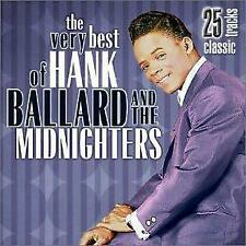 The Very Best of Hank Ballard and the Midnighters, Hank Ballard and the Midnight