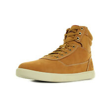 Chaussures Baskets Timberland homme Ek Groveton Rt Wheat Nb taille Jaune Cuir