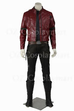 Guardians of the Galaxy Star Lord Peter Outfit Cosplay Costume Set