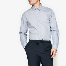 La Redoute Collections Mens Printed Slim Fit Shirt