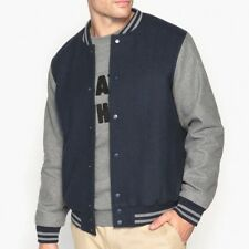 La Redoute Collections Man Wool Blend Bomber Jacket