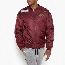 La Redoute Collections Man Patched Bomber Jacket