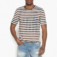 La Redoute Collections Mens Striped Tshirt