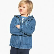 La Redoute Collections Boy Denim Parka, 312 Years
