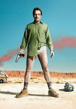 BRYAN CRANSTON Actor PHOTO Print POSTER Movie Breaking Bad Walter White 001