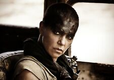 MAD MAX; FURY ROAD Movie PHOTO Print POSTER Textless Film Art Charlize Theron 02