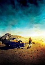 MAD MAX; FURY ROAD Movie PHOTO Print POSTER Textless Film Art Tom Hardy 007