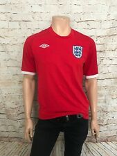 ANGLETERRE Maillot de football,2010/11,taille large,UMBRO ,coupe du monde 2018