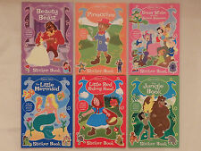 Classic Tales Colouring & Sticker Book (Select 1 of 6 Classic Tales Titles)