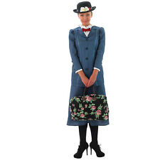 MARY POPPINS Victorian Musical Disney Fairytale Fancy Dress Costume 887195