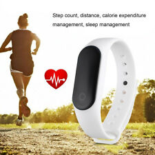 M6S Smart Wristband Bracelet Watch Heart Rate Sleep Fitness Tracker iOS Android
