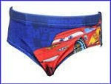 Official Disney Pixar Cars BLUE Design Boys Swimming Trunks Pants AGE-2,6