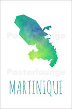 Impression sur verre acrylique Martinique - Stephanie Wittenburg