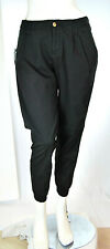 Pantaloni Donna MET Made in Italy Loose Fit LU037 Tg 27 conformata veste 28/29