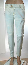 Jeans Donna Pantaloni MET Regular Fit Made in Italy C954 Tg 27