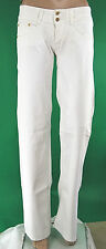 Pantaloni Donna Jeans MET Made in Italy Regular Fit Trousers BeeGees C621 Tg 27