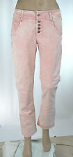 Jeans Donna Pantaloni MET  Regular Fit Made in Italy C742 Tg 27