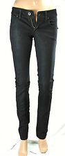 Jeans Donna Pantaloni MET Slim Fit Made in Italy Trousers C392 Tg 26 veste 25
