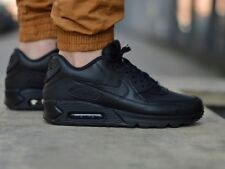 Nike Air Max 90 Leather 302519-001 Chaussures Hommes