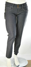 Jeans  Donna Pantaloni  MET  Made in Italy  Regular Fit  Angel/e C724 Tg 24 28