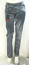 Pantaloni  Donna Trousers SARAH CHOLE D397  Made in Italy Tg 46
