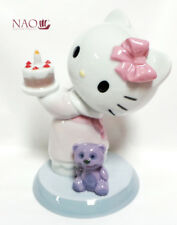Nao by Lladro figurines - Hello Kitty collectables