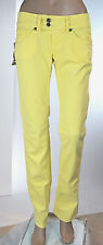 Jeans Donna Pantaloni MET Regular Fit Woman Trousers Made in Italy C869 Tg 27
