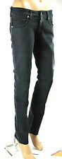 Jeans Donna Pantaloni MET Regular Fit Made in Italy Woman Trousers C412 Tg 27