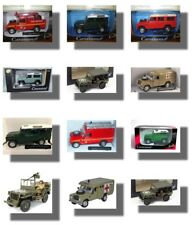 Cararama  1/43 Scale Land Rovers and Jeeps